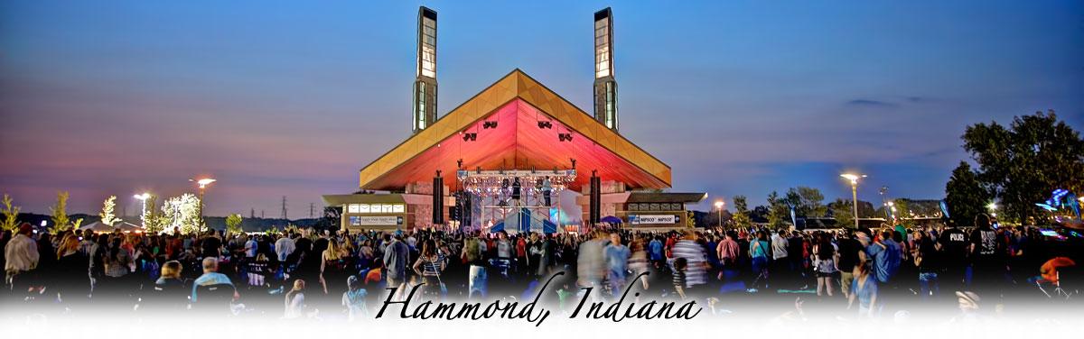 The Pavilion at Wolf Lake - Hammond, Indiana