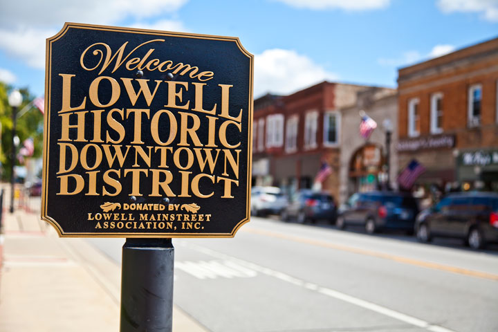 Photos of Lowell, Indiana