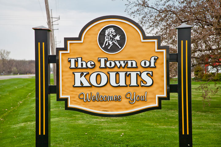 Photos of Kouts, Indiana