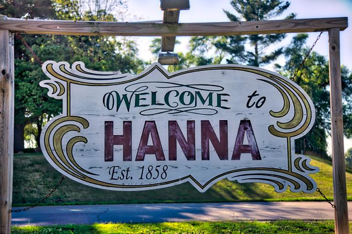 Photos of Hanna, Indiana