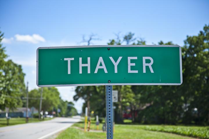 Photos of Thayer, Indiana