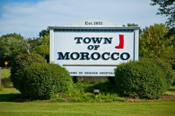 Photos of Morocco, Indiana