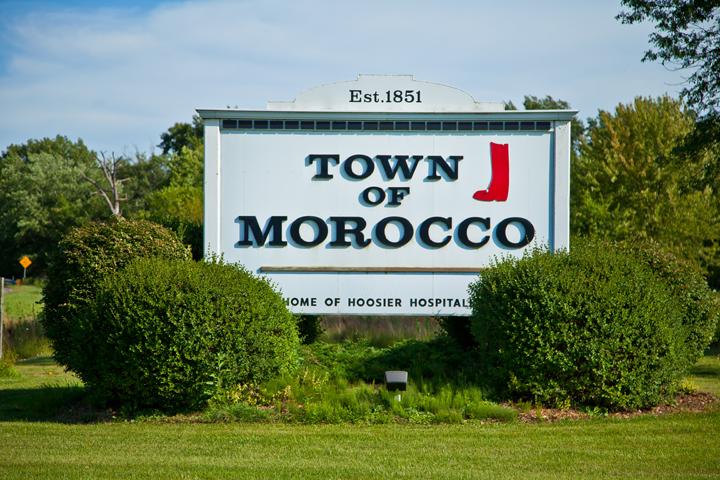 Photos of Morocco, Indiana