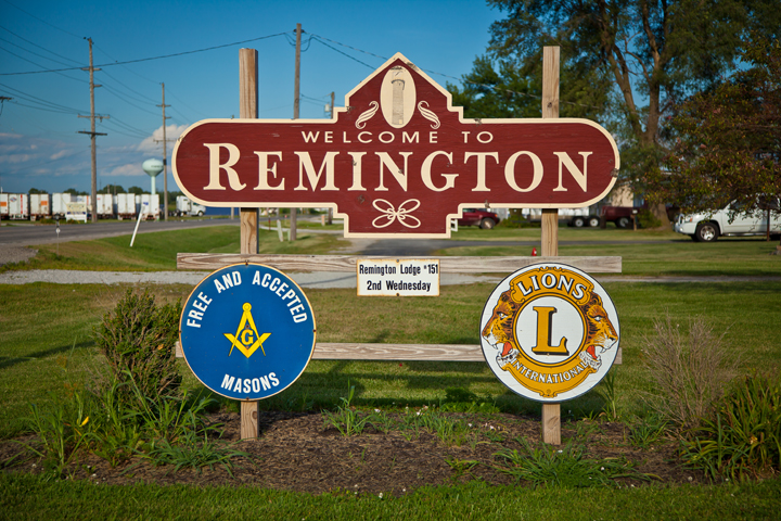Photos of Remington, Indiana